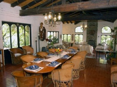 Casa Grande Living and Dining Rooms